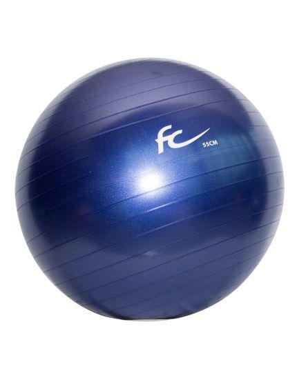 FC 55CM ANTIBURST GYMBALL-PURPLE