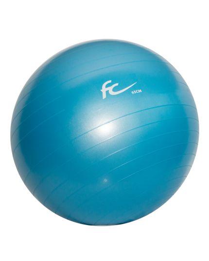 FC 65CM ANTIBURST GYMBALL -BLUE