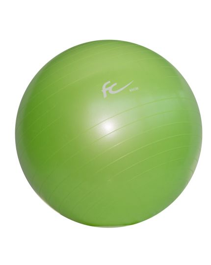 FC 65CM ANTIBURST GYMBALL -GREEN