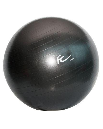 FC 65CM ELITE SERIES GYMBALL -BLACK