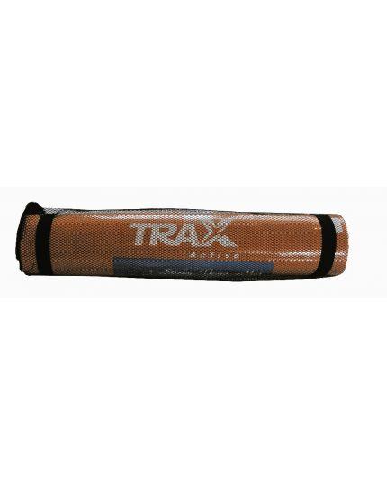 "1/4"" Trax Yoga Mat -FLUORESCENT ORANGE"