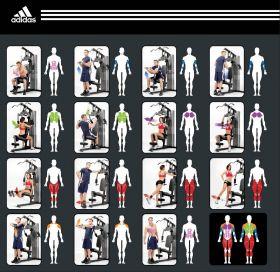 Adidas Performance Home Gym