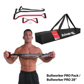 BULLWORKER 28'' PRO PACK